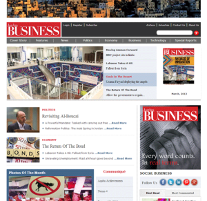 Jordan-Business-Website