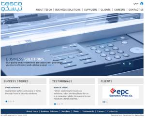 Tesco Website